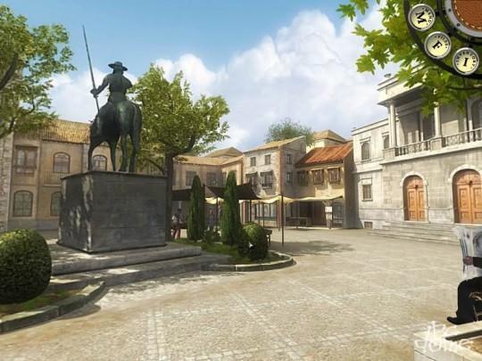 A.G.O.N. - Toledo: Az elveszett kard