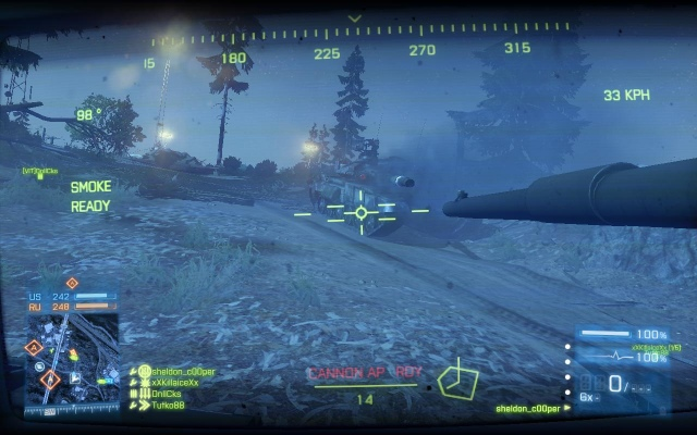 Battlefield 3: Armored Kill