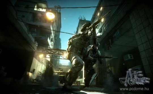Battlefield 3 multiplayer béta