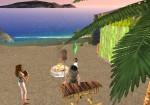 The Sims Hajótöröttek