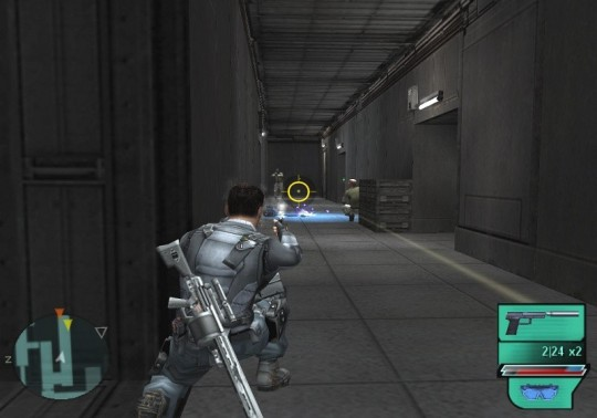 Syphon Filter: Dark Mirror (PS2)