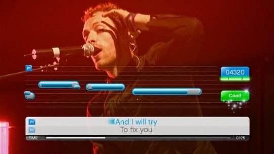 SingStar PS3 előzetes