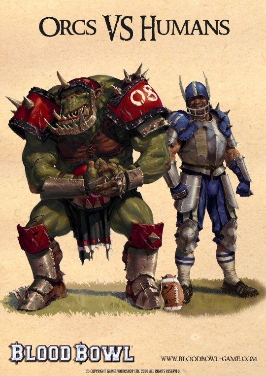 Blood Bowl képek