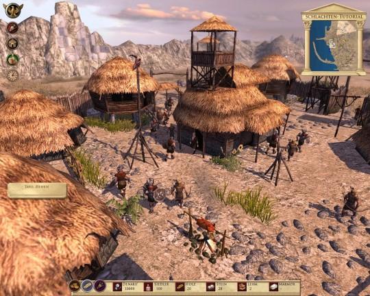 Imperium Romanum barbárok
