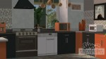 The Sims 2 Kitchen & Bath Interior Design Stuff