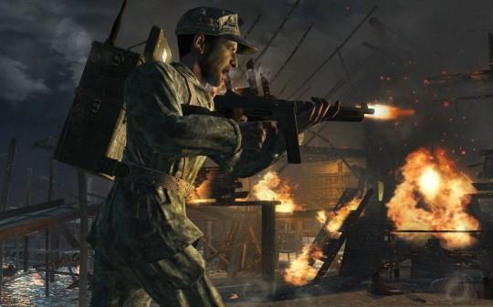Call of Duty 5 képek