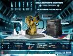 Aliens: Colonial Marines - gyűjtői és limitált kiadás