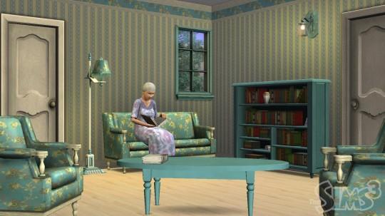 The Sims 3 - itt a bejelentés; képek