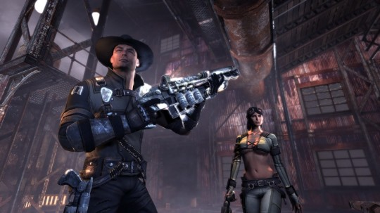 Damnation - Unreal Engine 3-al