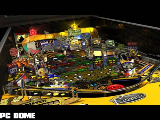 Pro Pinball: Big Race USA