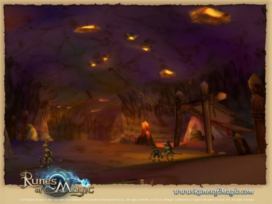 Runes of Magic kezdőhely