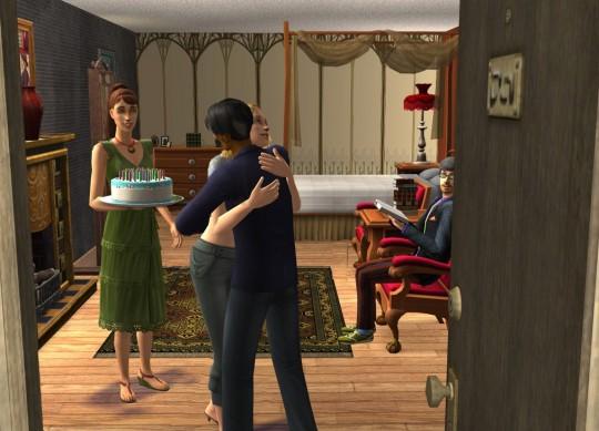 The Sims 2: Nagyvárosi élet