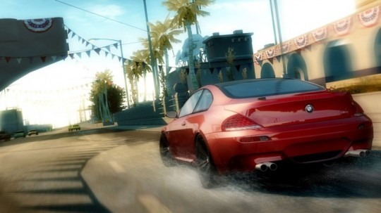 Need for Speed: Undercover patch (HD Texture Pack Mod)