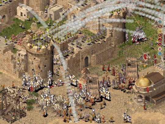 Stronghold Crusader Extreme cheat