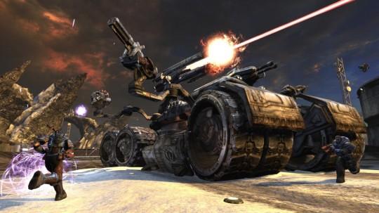 Unreal Tournament III PS3