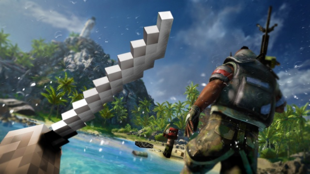 Pixeles lesz a Far Cry 3