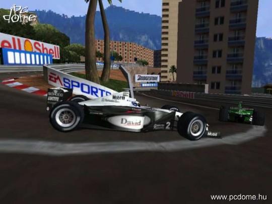 F1 2000 cheat