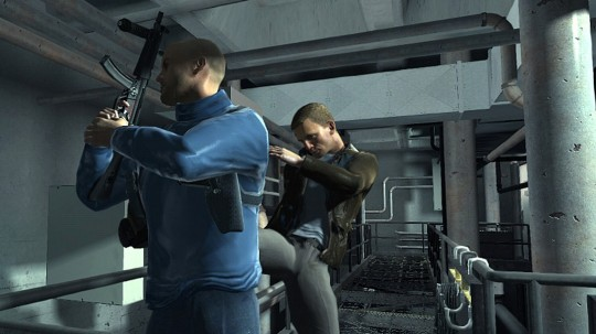 Quantum of Solace: The Game cheat