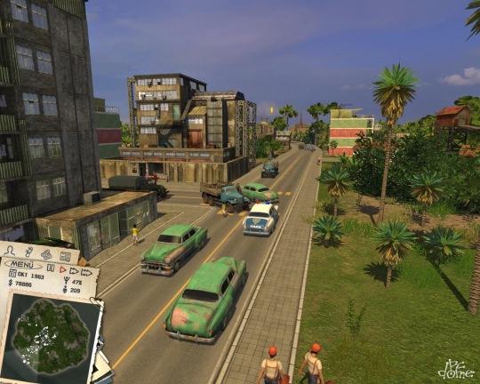 Tropico 3 demo (magyar demo)