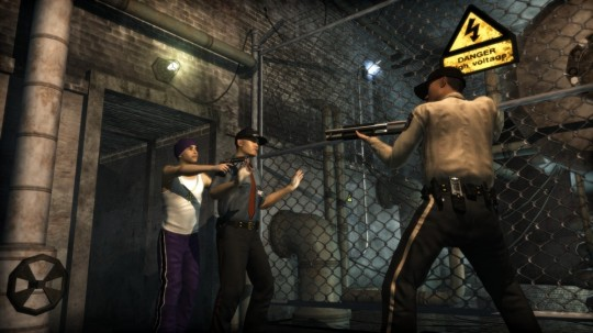 Saints Row 2 cheat