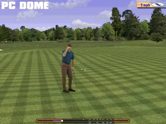 The Golf Pro 2: The Wentworth Edition
