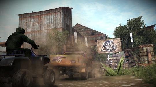MotorStorm: Pacific Rift (PS3)