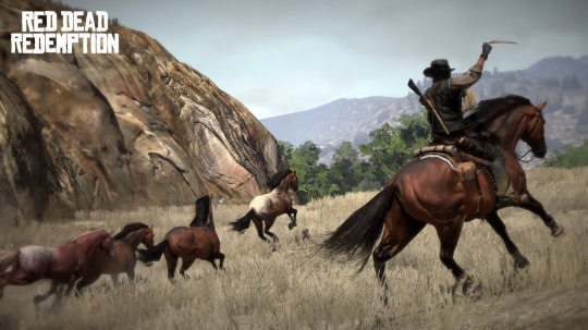 Red Dead Redemption (X360)