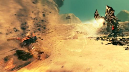 Lost Planet 2 - főellenfelek