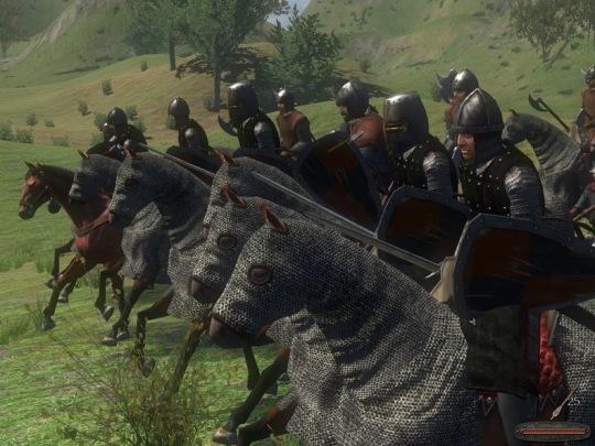 Mount & Blade: Warband - multiplayerrel