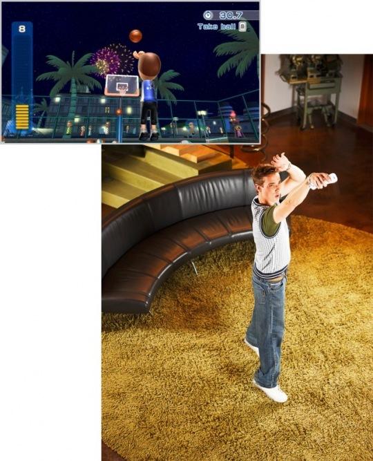 Jövő pénteken érkezik a Wii Sports Resort