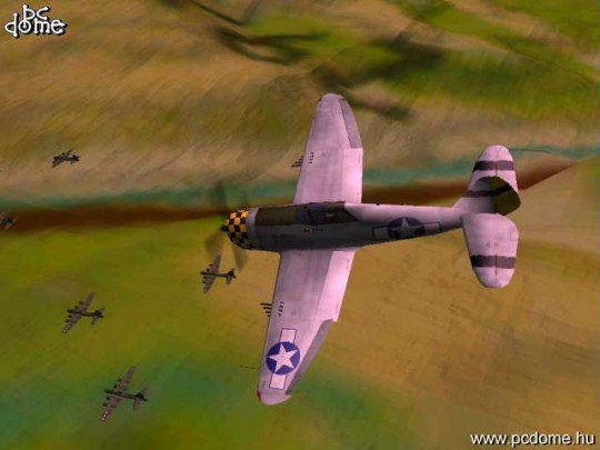 B-17 Flying Fortress II
