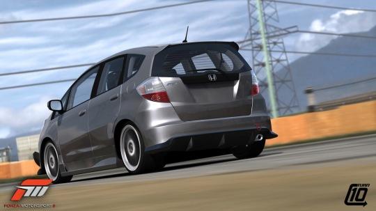Japán autók és pályák a Forza Motorsport 3-ban