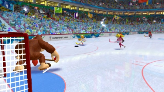 Mario & Sonic at the Olympic Winter Games előzetes (Wii)