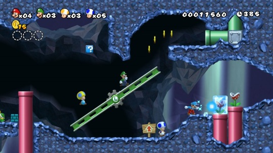 Novemberben érkezik a New Super Mario Bros. Wii.