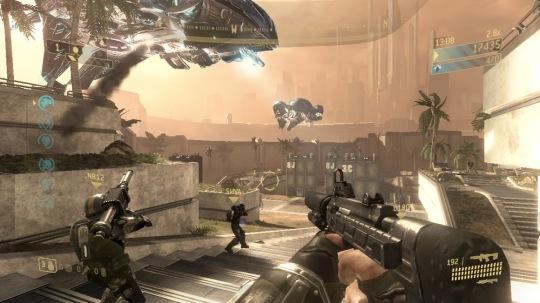 Halo 3 ODST (Xbox 360)