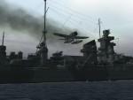 PT Boats: Knights of the Sea - légvédelem