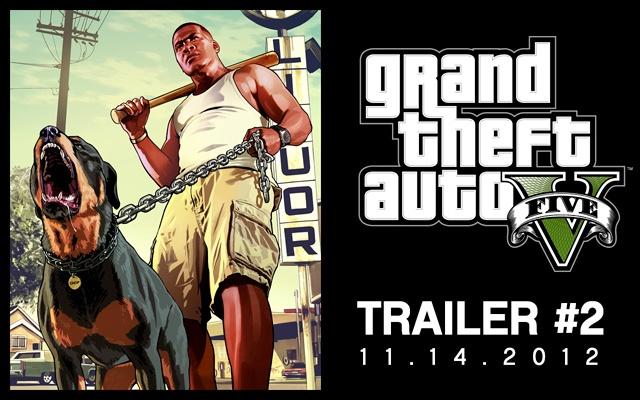 GTA V - már csak egy hét
