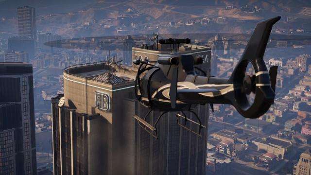 GTA V - részletek az IGN interjújából