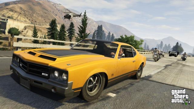 Újabb négy GTA V kép