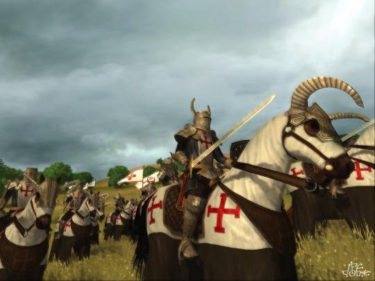 Lionheart: Kings' Crusade - új magyar fejlesztés a színen