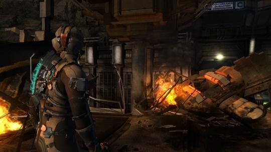 Dead Space 2 képek