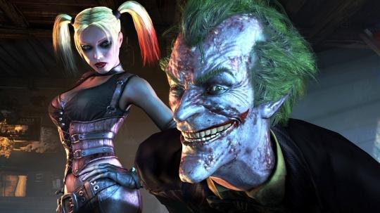 Batman: Arkham City képek