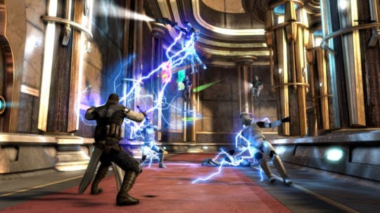 Star Wars: The Force Unleashed II cheat