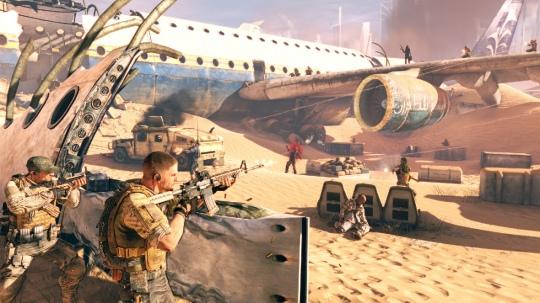 Spec Ops: The Line képek