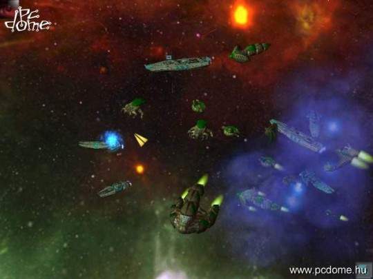 Conquest: Frontier Wars cheat