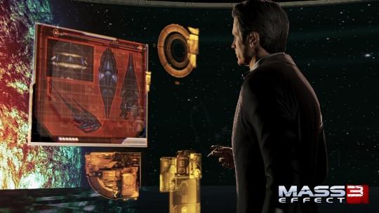 Mass Effect 3 - az első órák