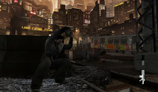 Dead to Rights: Retribution (PS3/X360)