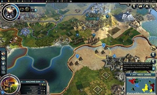 Civilization 5 - új kiegészítő érkezik