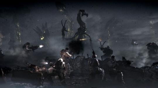 Gears of War 3 béta tapasztalatok