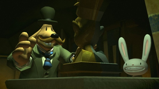 Sam & Max Episode 302: The Tomb of Sammun-Mak